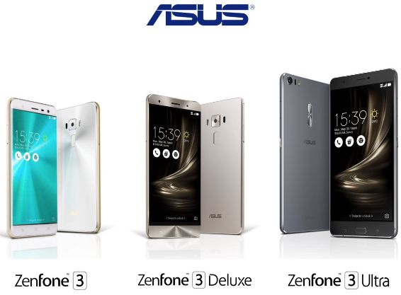 asus zenfone 3 series features