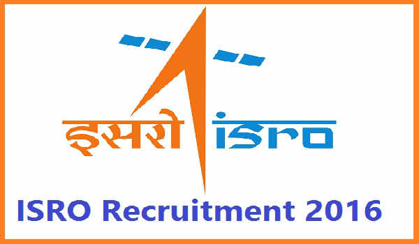 Image result for ISRO Recruitment