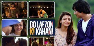 Do Lafzon Ki Kahani Movie Review