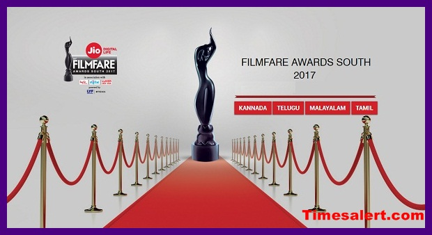 64th Jio Filmfare Awards South 2017 Winners List Nominees Awards Full Show Live Videos Photos Highlights 1