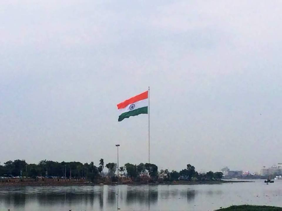 Indian Tallest National Flag Photo