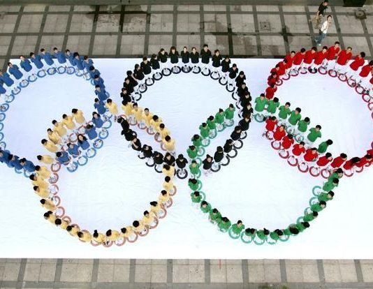 International Olympic Day Images