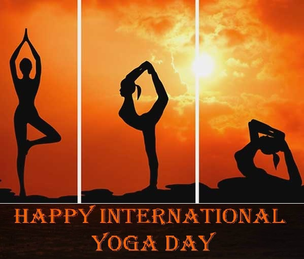International Yoga Day 2016 Greetings