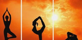 International Yoga Day Greetings