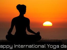 International Yoga Day Whatsapp Status