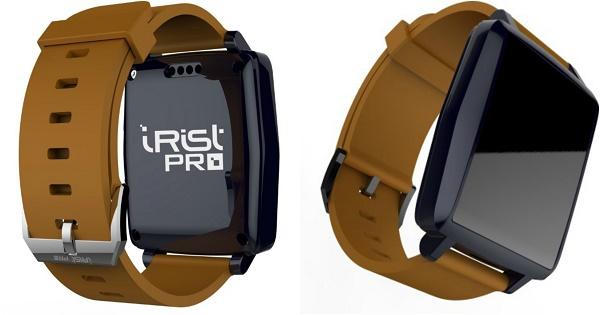 Intex iRistPro Smartwatch
