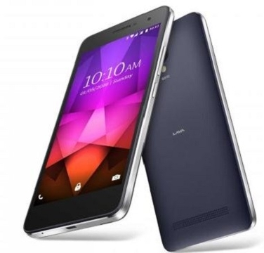 Lava A82 smartphone features