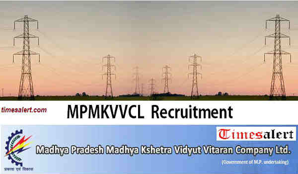 MPMKVVCL Recruitment 2016