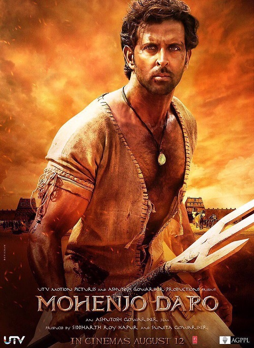 Mohenjo Daro Movie Teaser Trailer