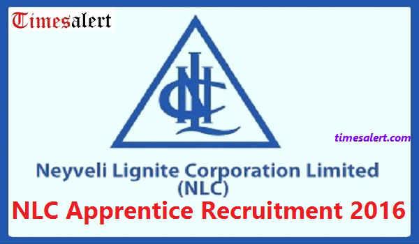 NLC Apprentice Recruitment 2016