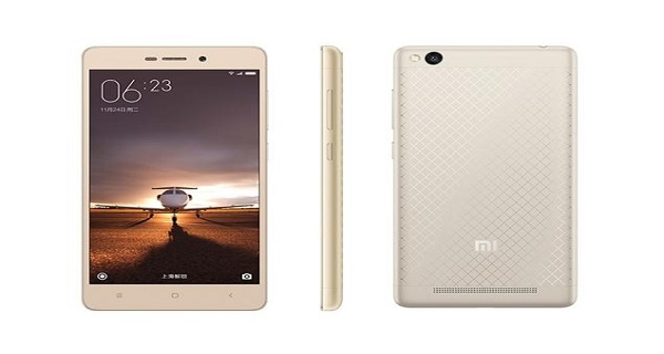 Xiaomi Redmi 3s features