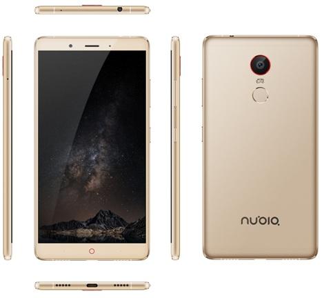 ZTE Nubia Z11 Max-features