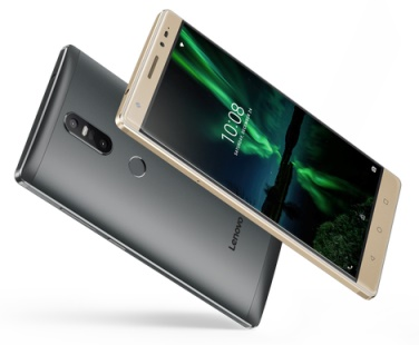 lenovo Phab 2 Plus features