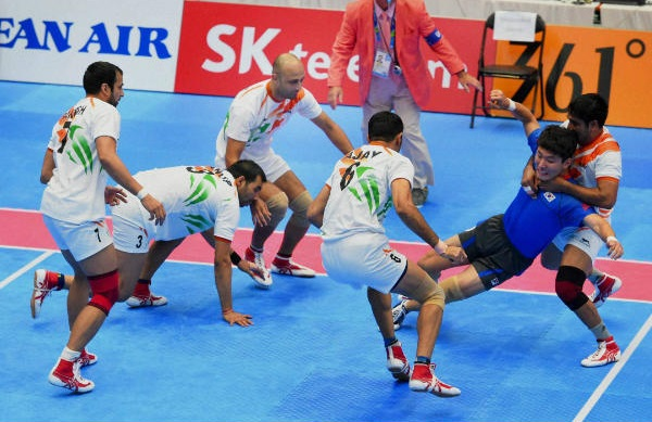 6th Kabaddi World Cup 2016