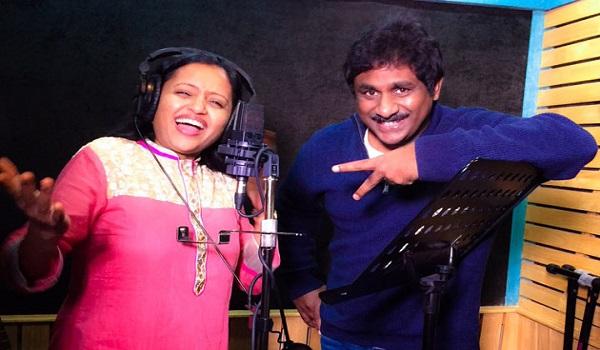 Anchor Suma Turns Into singer