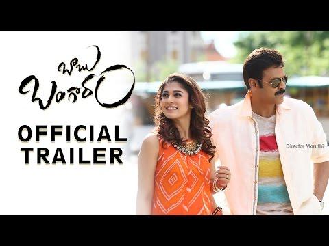 Babu Bangaram Theatrical Trailer