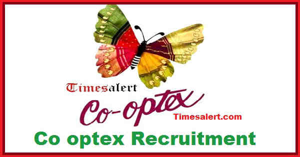 Co optex Recruitment