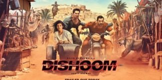 Dishoom Movie Review