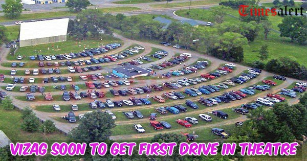 First Drive In Theatre Vizag