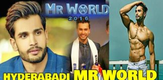 First Indian Mr World