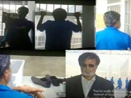 Kabali Movie Introducing Scene