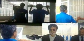 Kabali Movie Introducing Scene