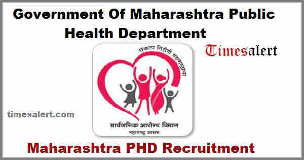 Maharashtra PHD Recruitment