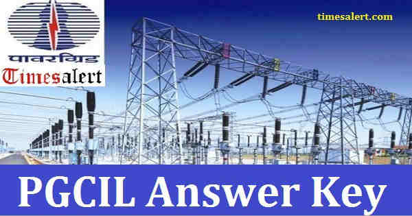 PGCIL-Answer-Key