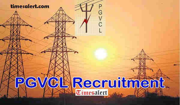 PGVCL Recruitment 2016