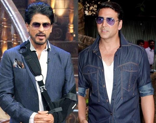 SRK Akshay Kumar In Forbes Highest Paid Celebs List