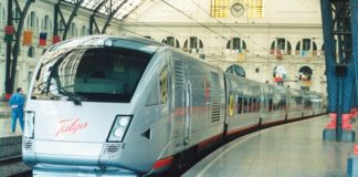 India First Ever Fastest Train Spanish Talgo