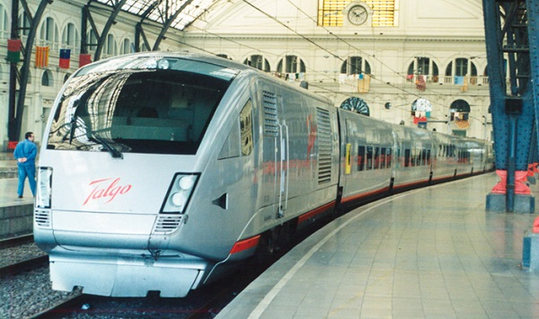 India First Ever Fastest Train Spanish Talgo