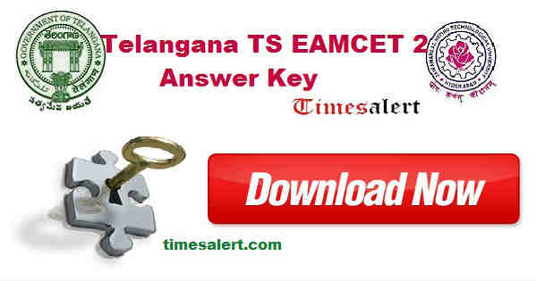 TS EAMCET 2 Answer Key