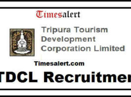 TTDCL Recruitment