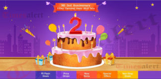 Xiaomi 2nd Anniversary sale