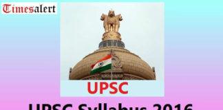 upsc-syllabus-2016