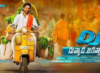 Duvvada Jagannadham First Look