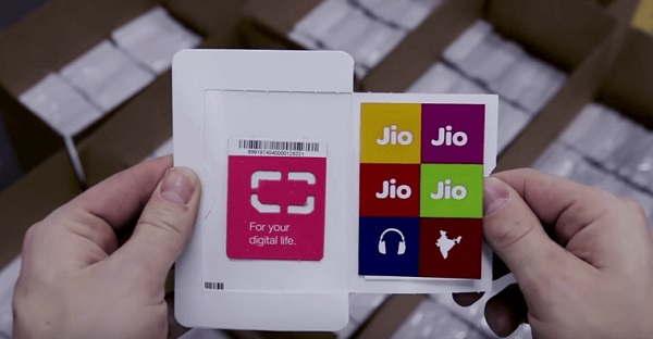 Reliance Jio 4G Plans packages
