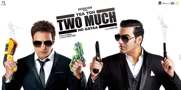 Yea Toh Two Much Ho Gayaa Movie Review