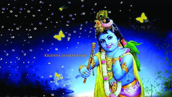 Happy Krishna Janmashtami pics