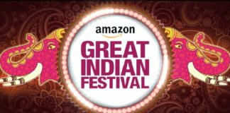 Amazon Great Indian Festival Sale 2016