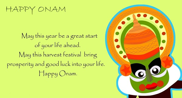 Best Onam Quotes