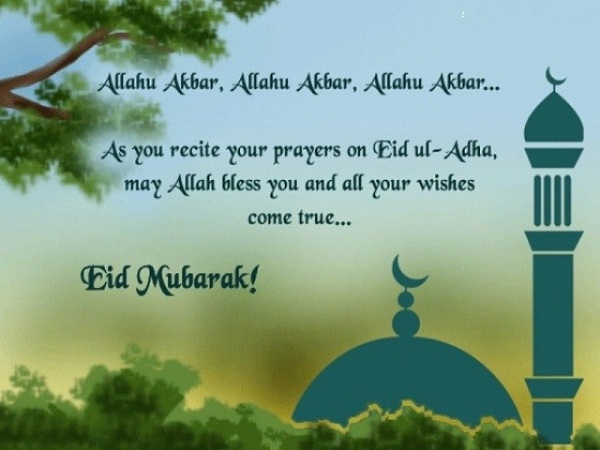 Happy Bakrid Whatsapp Images