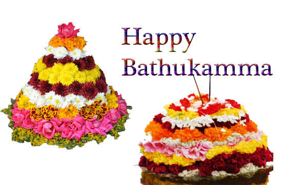 Happy Bathukamma Whatsapp Images