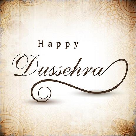 Happy Dasara whatsapp Dp