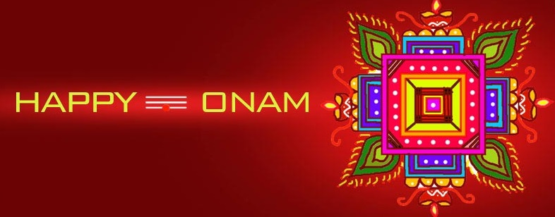 Happy Onam Facebook Cover Pic