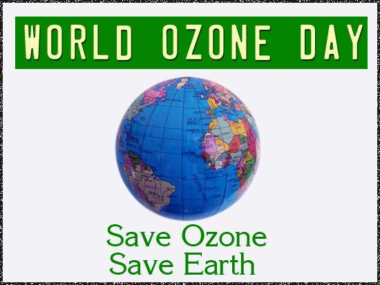 Happy World Ozone Day 2016 Images