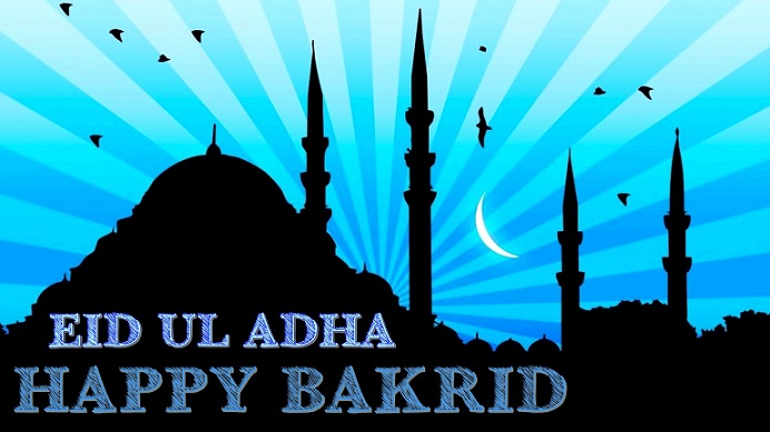 happy bakrid hd wallpapers