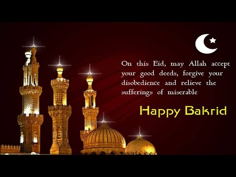 happy-bakrid quotes
