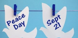 International World Peace Day Images